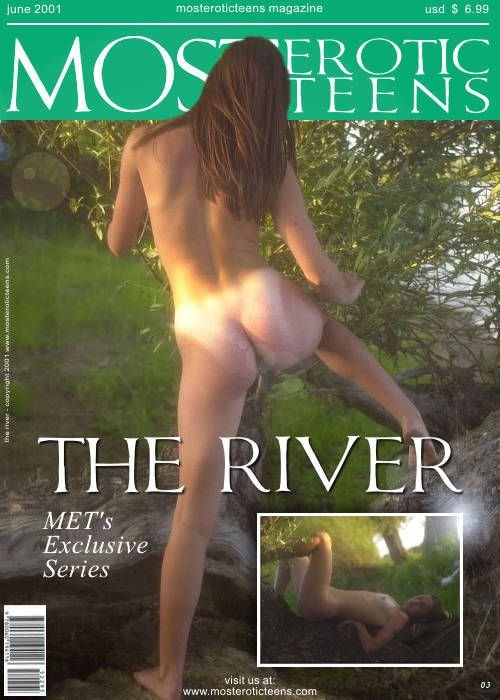 `The River 03` - for METART ARCHIVES