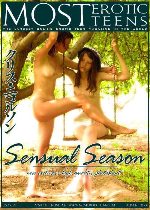 Valentina C - `Sensual Seasons 02` - by Galitsin for METART ARCHIVES