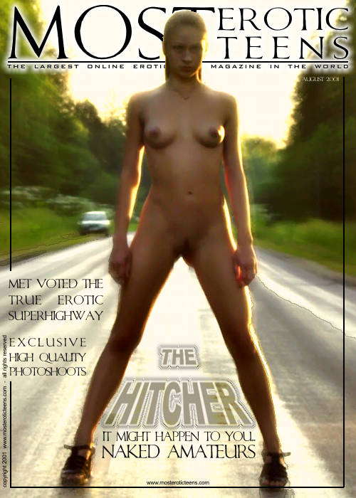 `The Hitcher` - for METART ARCHIVES