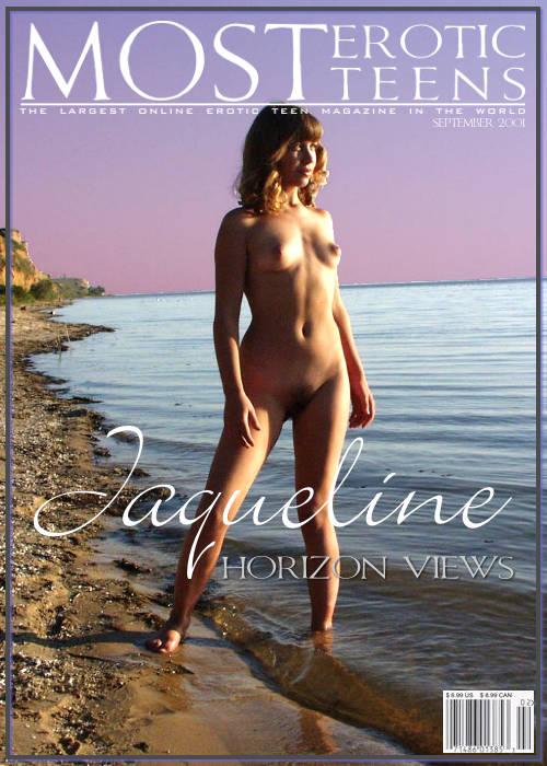 Jaqueline - `Horizon Views` - for METART ARCHIVES