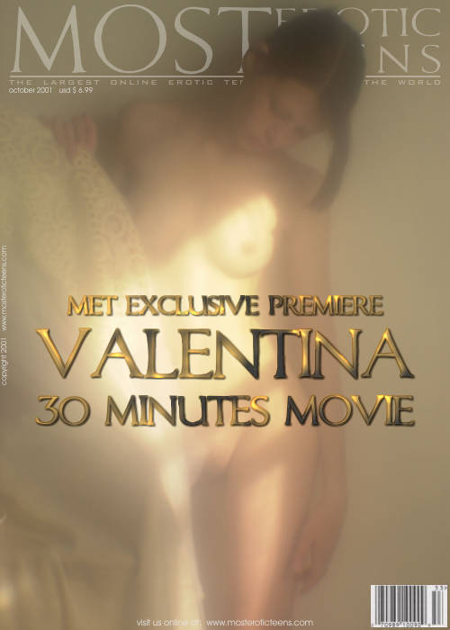 Valentina C - `30 Minutes Movie` - for METART ARCHIVES