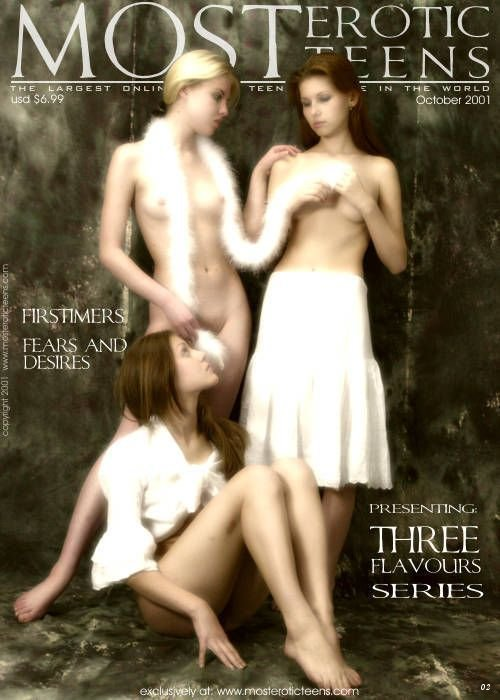Natasha & Valentina - `Three Flavours 02` - by Galitsin for METART ARCHIVES