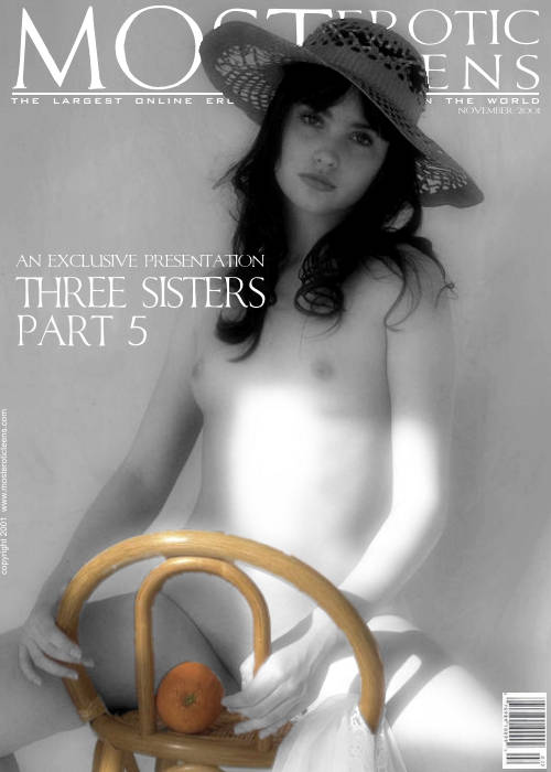 `Three Sisters - Part 5` - for METART ARCHIVES