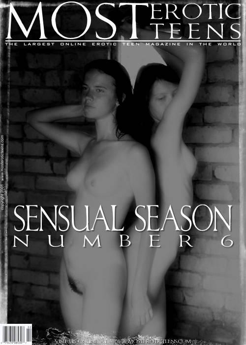 Valentina C - `Sensual Seasons 06` - by Galitsin for METART ARCHIVES