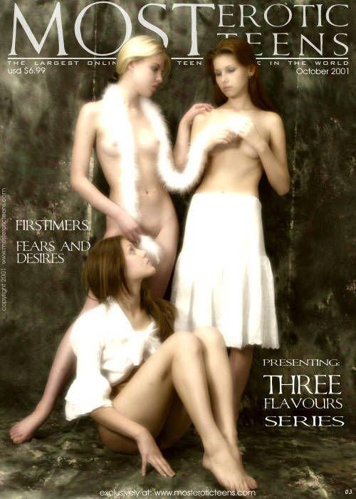 Natasha & Valentina - `Three Flavours 03` - by Galitsin for METART ARCHIVES