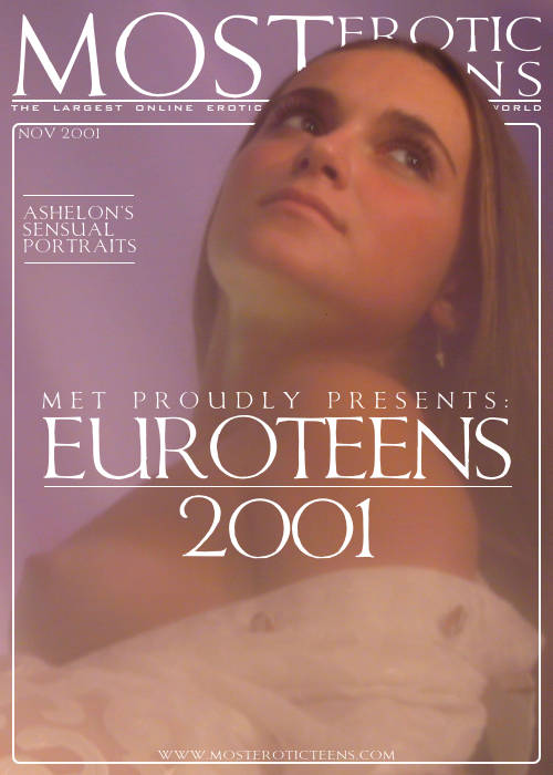 `Euroteens Year 2001` - for METART ARCHIVES
