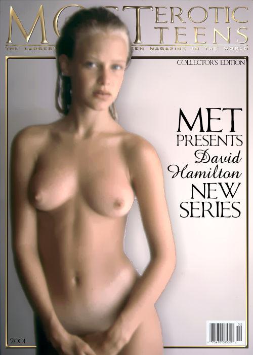 `David Hamilton Series 03` - by David Hamilton for METART ARCHIVES