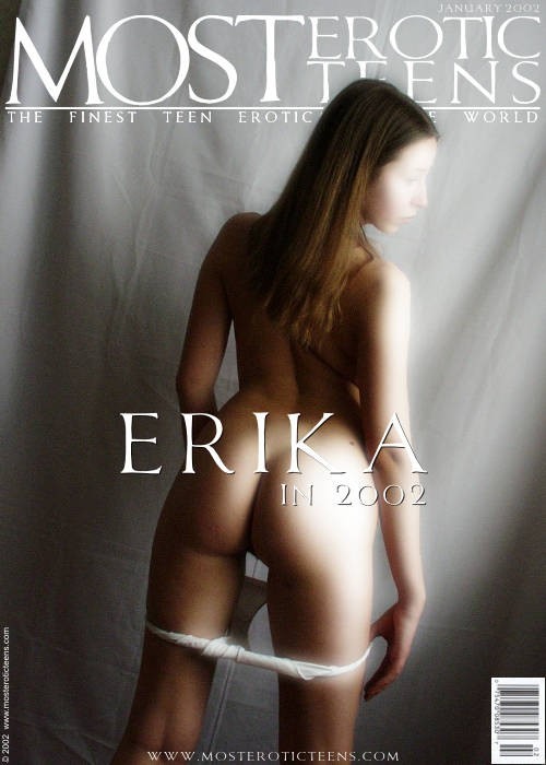 Erika - `Erika 01` - by Alexander Zin for METART ARCHIVES