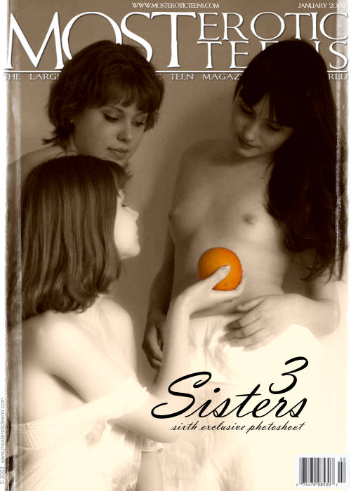 `3 Sisters` - for METART ARCHIVES