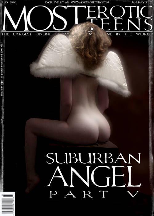 `Suburban Angel 05` - by Galitsin for METART ARCHIVES