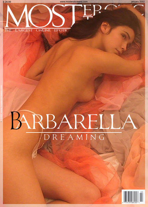 Barbarella - `Dreaming 01` - by Ashelon for METART ARCHIVES