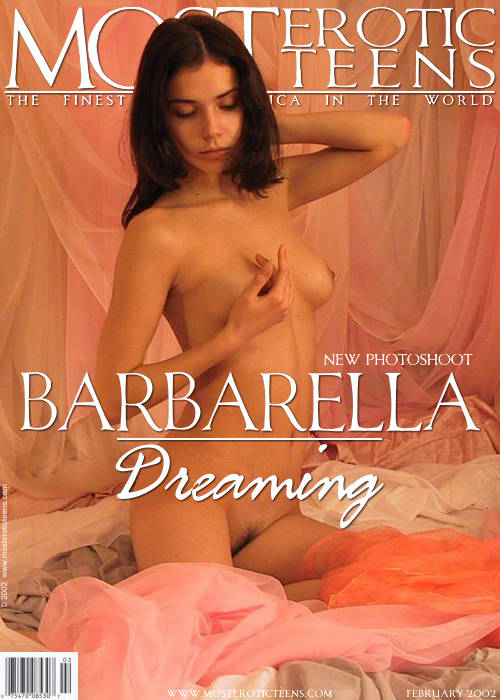 Barbarella - `Dreaming 02` - by Ashelon for METART ARCHIVES