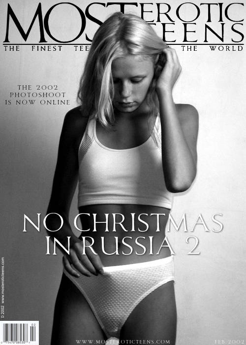 Julia A - `No Christmas In Russia II 02` - for METART ARCHIVES