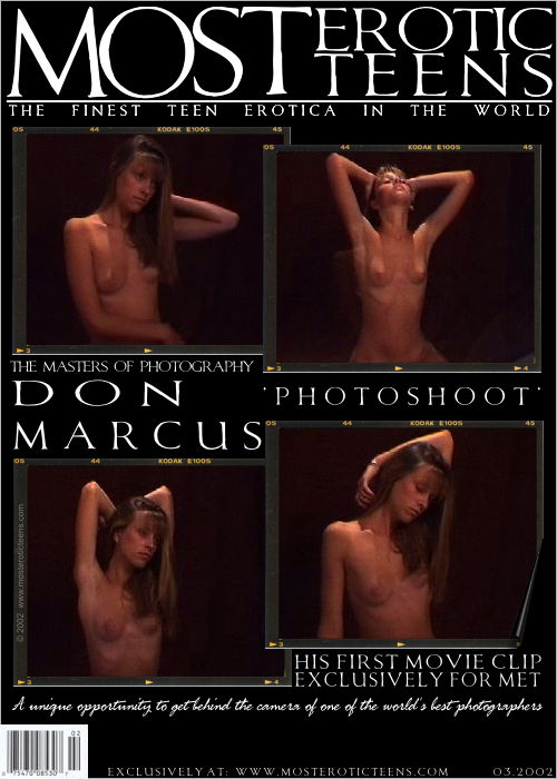 `Photoshoot [00'01'59] [MPG] [640x480]` - by Don Marcus for METART ARCHIVES