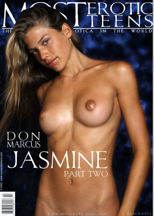 Jasmine A - `Jasmine 02` - by Don Marcus for METART ARCHIVES