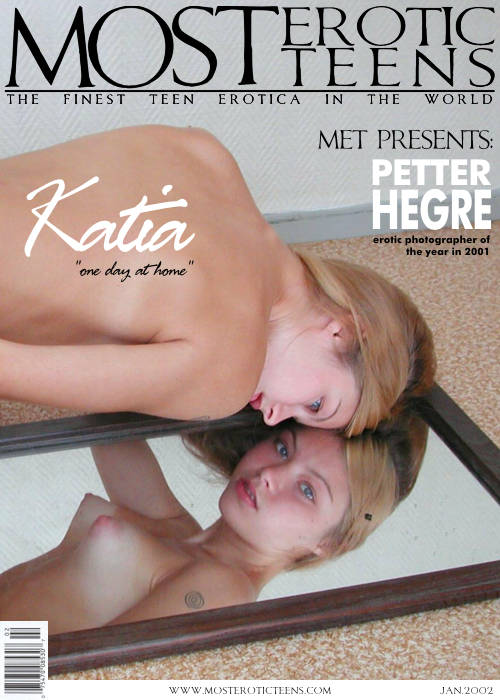 Katia - `One Day At Home` - by Petter Hegre for METART ARCHIVES