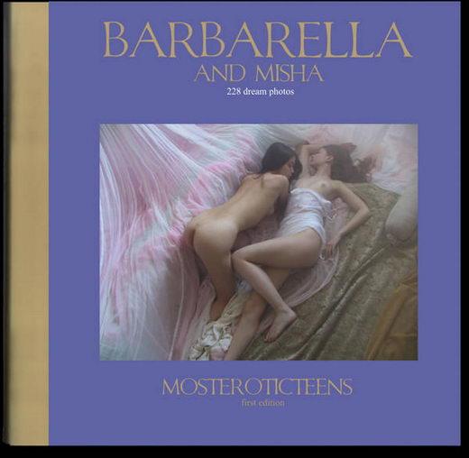 Barbarella & Vika AC - `Barbarella & Misha 01` - for METART ARCHIVES