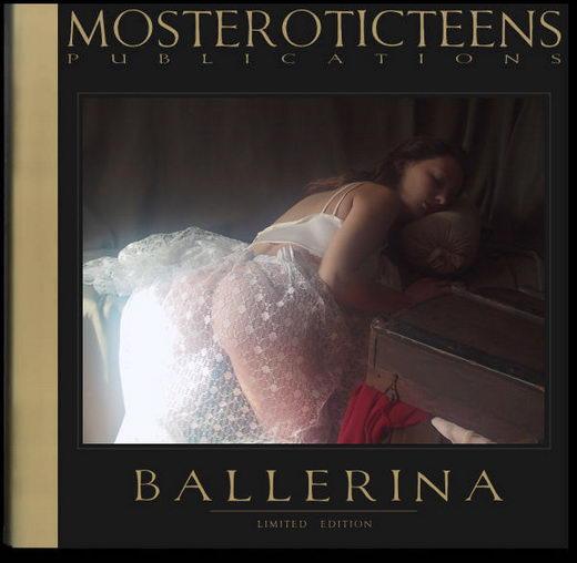 Inna Q - `Ballerina 01` - by Ashelon for METART ARCHIVES