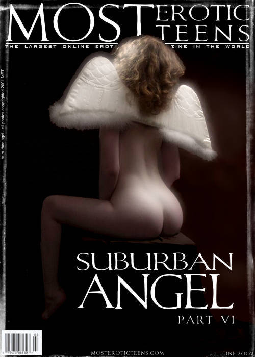 `Suburban Angel 06` - by Galitsin for METART ARCHIVES