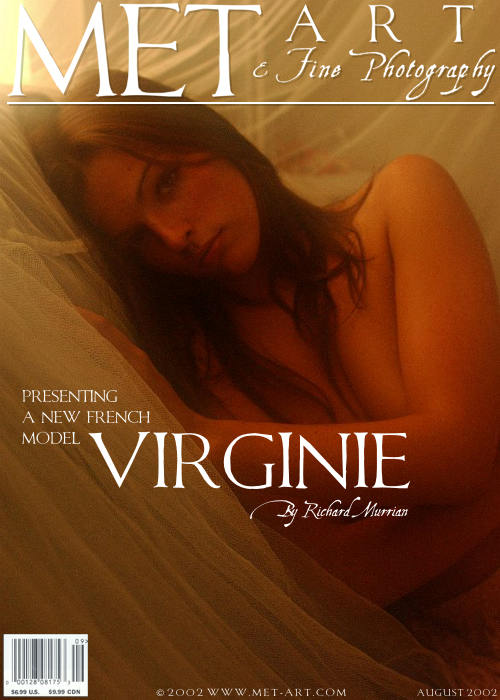 Virginie - `Virginie 01` - by Richard Murrian for METART ARCHIVES