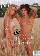 Andrea C & Sharon E in Field Of Dreams 01 gallery from METART ARCHIVES by Alexander Voronin