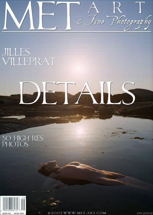 `Details` - by Jilles Villeprat for METART ARCHIVES