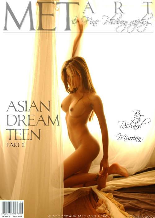 Tarah - `Asian Dream Teen 02` - by Richard Murrian for METART ARCHIVES