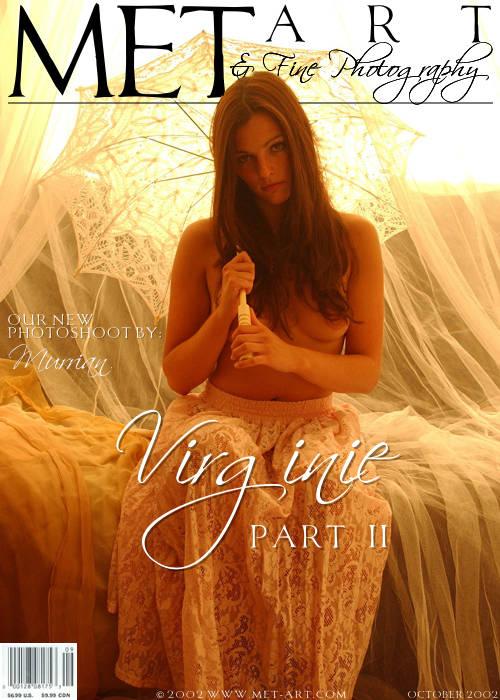 Virginie - `Virginie 02` - by Richard Murrian for METART ARCHIVES