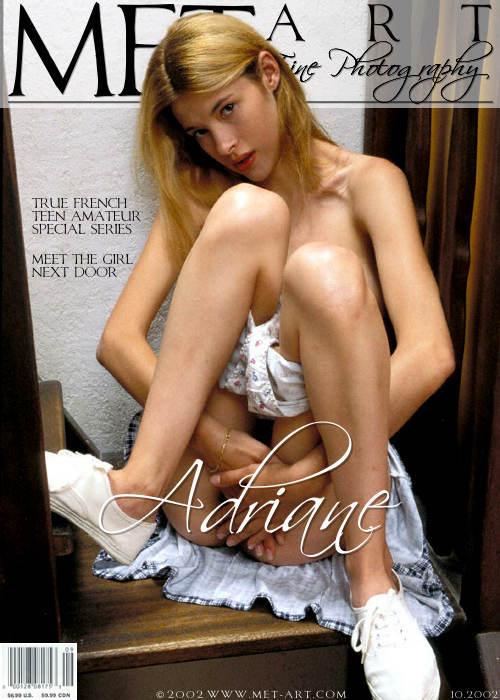 Adriane - `Adriane 01` - for METART ARCHIVES