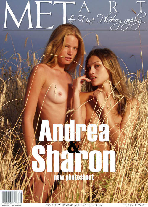 Andrea C & Sharon E - `Andrea & Sharon - Field Of Dreams 03` - by Voronin for METART ARCHIVES