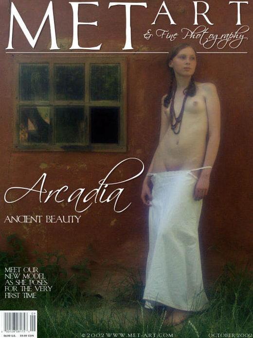 Katya B - `Arcadia 01` - by Natasha Schon for METART ARCHIVES