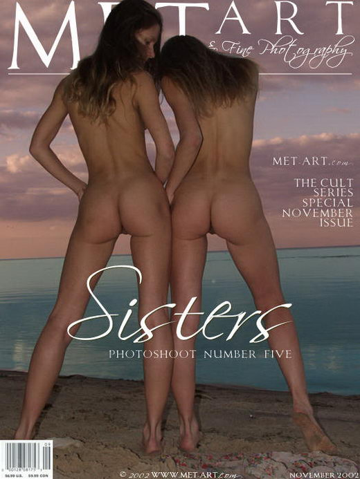 `Sisters 05` - by Natasha Schon for METART ARCHIVES