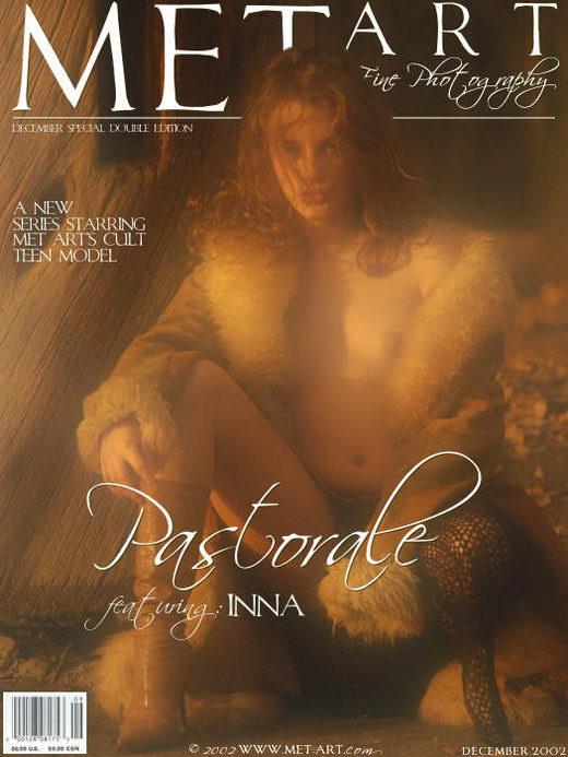 Inna Q - `Pastorale 01` - by Alexander Voronin for METART ARCHIVES