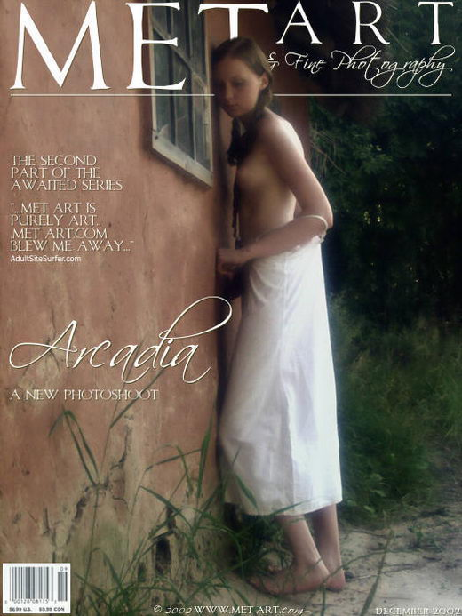 Katya B - `Arcadia 02` - by Natasha Schon for METART ARCHIVES