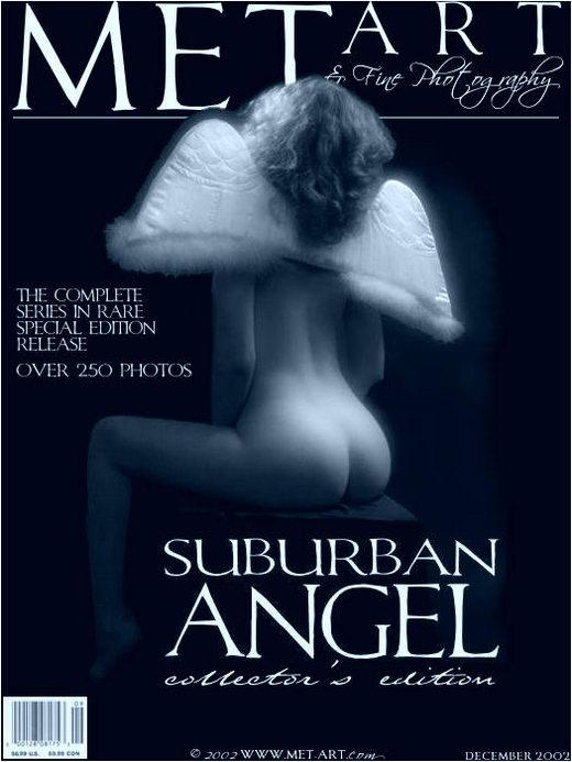 `Suburban Angel 08` - by Galitsin for METART ARCHIVES