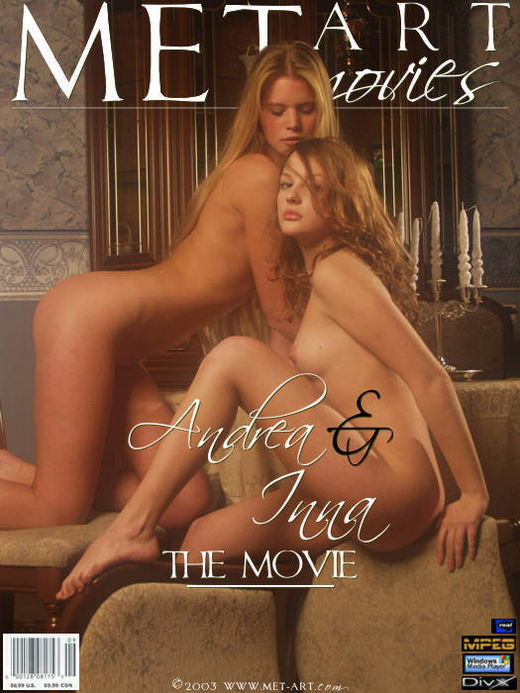 Andrea C & Inna Q - `Live On Met [00'08'00] [AVI] [520x390]` - by Alexander Voronin for METART ARCHIVES