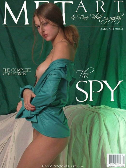 Alyssa - `The Spy 05` - for METART ARCHIVES