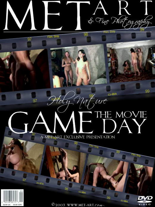 `Game Day 1 [00'03'00] [AVI] [560x378]` - by HolyNature for METART ARCHIVES