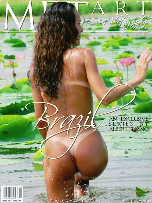 `Brazil` - by Albert Fresno for METART ARCHIVES