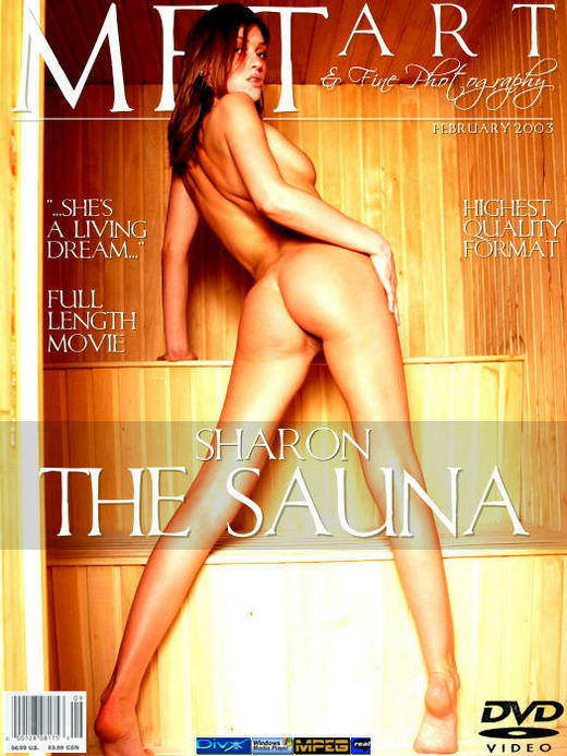 Sharon E - `The Sauna [00'05'02] [AVI] [520x390]` - by Alexander Voronin for METART ARCHIVES