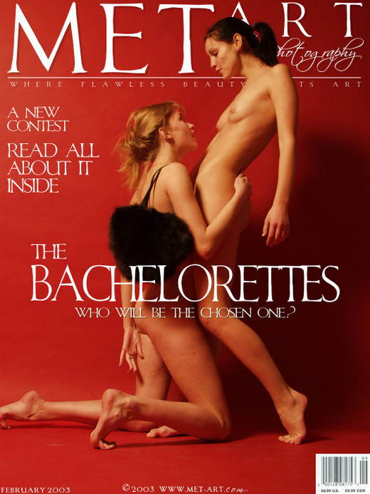 `The Bachelorettes` - by Alexander Voronin for METART ARCHIVES