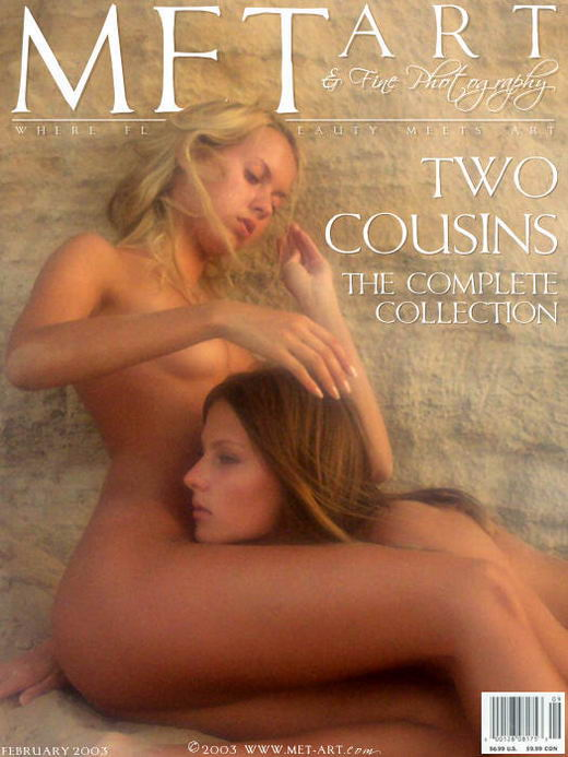 `Two Cousins 05` - by Natasha Schon for METART ARCHIVES