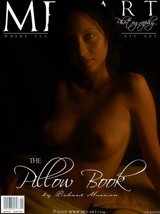 Jana B - `The Pillow Book` - by Richard Murrian for METART ARCHIVES