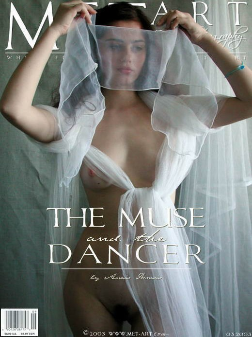 `The Muse & The Dancer 01` - by Anais Demois for METART ARCHIVES