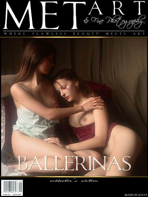 Inna Q - `Ballerinas` - for METART ARCHIVES