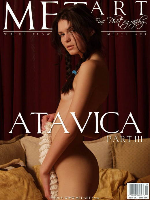 Atavica - `Atavica 03` - by Alexander Voronin for METART ARCHIVES