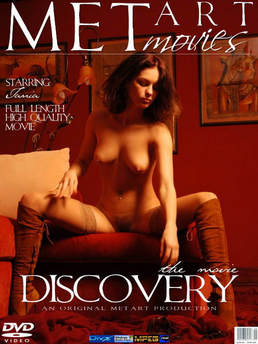 Tania B - `Discovery [00'05'38] [AVI] [520x390]` - by Alexander Voronin for METART ARCHIVES