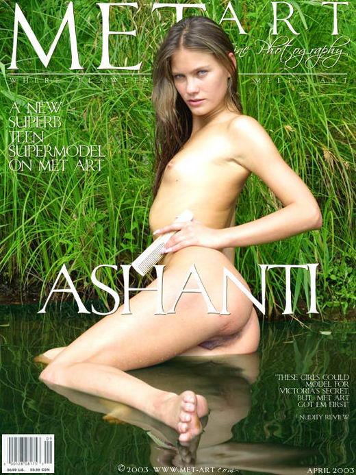 Ashanti A - `Ashanti` - by Alexander Fedorov for METART ARCHIVES