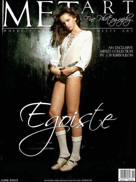 `Egoiste 01` - by Jacques Bourboulon for METART ARCHIVES