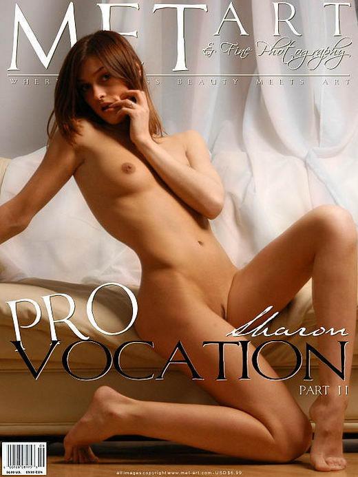 Sharon E - `Provocation 02` - by Alexander Voronin for METART ARCHIVES